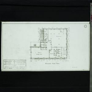 Blueprint Second Floor Plan S.C.I. South Street Coenties Slip_123.jpg