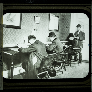 Corner in Writing Room - Battery Station - State Street - 1902-1913_243.jpg