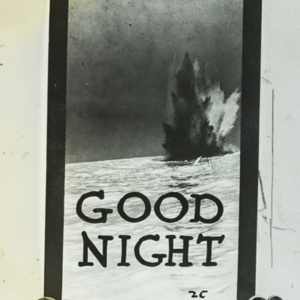 Poster of Explosion that says Good Night_32.jpg