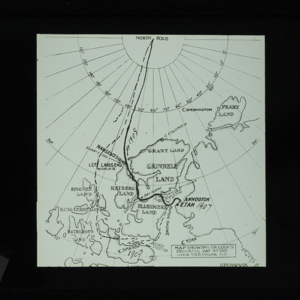 Map Showing Dr. Cook's Progress Day By Day Over The Polar Ice_29.jpg